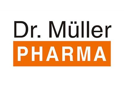 Logo dr muller pharma