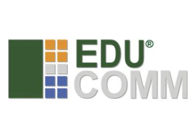 Logo educomm