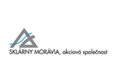 Logo sklarny-moravia