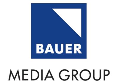 Logo Bauer Media
